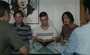 Matej Zemjic dans «Conséquences» de Darko Štante