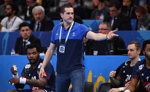 Guillaume Gille va prendre la tête des Bleus pour le TQO.