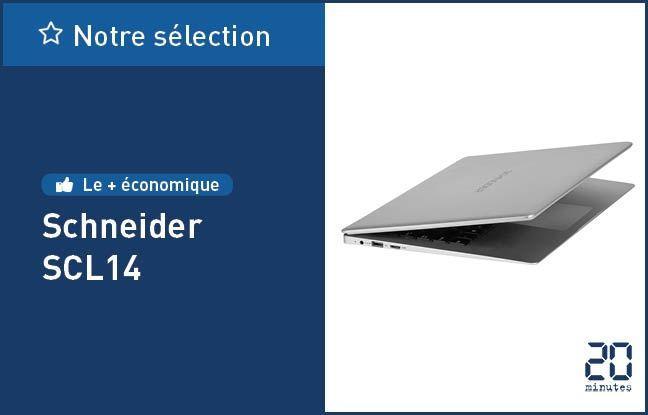 Le SCL14, de Schneider