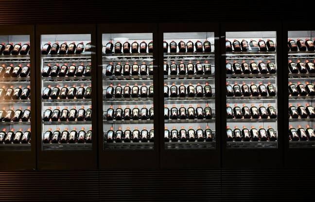 bouteilles du domaine La Grâce Dieu des Prieurs (saint-émilion)