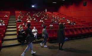 Depuis le 19 mai, le temps est pourri alors les cinémas font le plein.