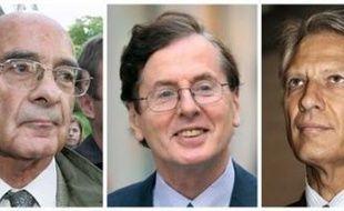 Un président partie civile et un ancien Premier ministre mis en examen, un corbeau, un général et un faussaire: les juges de l'affaire Clearstream ont clos vendredi leur enquête sur l'une des sagas politico-judiciaires les plus rocambolesques de la décennie.