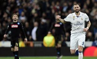 Karim Benzema a marqué son 51e but en Ligue des champions