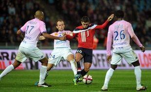 Trois jours après sa défaite sur la pelouse de l'Inter Milan (2-1) en Ligue des champions, Lille, longtemps mené, n'a pas réussi à se relancer samedi à domicile face à Evian-Thonon Gaillard (1-1), lors du match avancé de la 13e journée de L1, et rate l'occasion de se rapprocher du leader parisien.