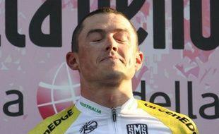 A défaut d'être le plus fort, l'Australien Simon Gerrans a su mettre en échec dans Milan-Sanremo Fabian Cancellara, la locomotive suisse du peloton, résigné à une nouvelle deuxième place.