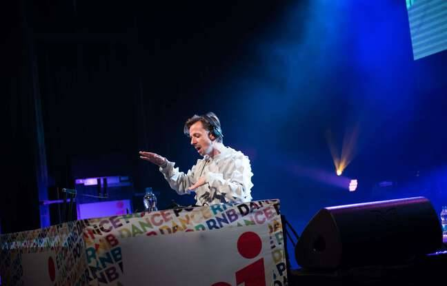 Martin Solveig au NRJ Music Tour (Archives)