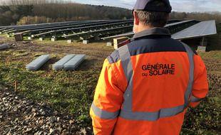 La centrale photovoltaïque produira environ 5 Mégawatts, soit la consommation électrique annuelle de 1.200 foyers.