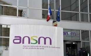 Image d'illustration du siège de l'Agence nationale du médicament.