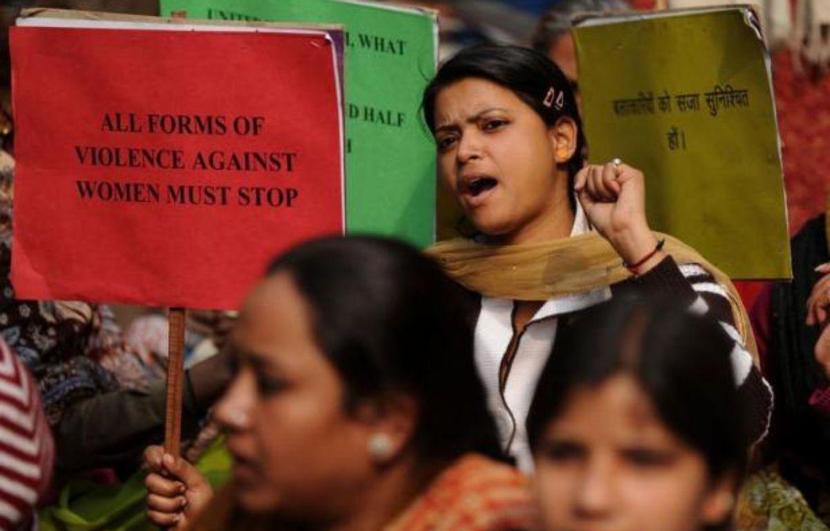 Une Indienne de sept ans a été violée dans les toilettes d'une école dans l'Etat touristique de Goa, provoquant des manifestations d'ampleur et l'arrestation de la directrice de l'établissement, a-t-on appris mardi de source policière. – Sajjad Hussain afp.com