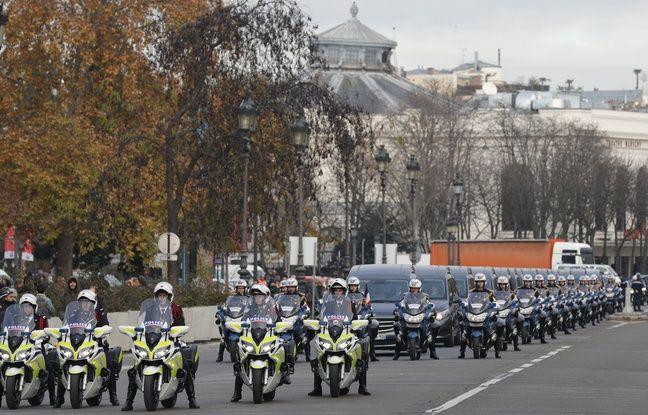 Hommage aux militaires tués au Mali. EN DIRECT : La France rend hommage à ses soldats aux Invalides...