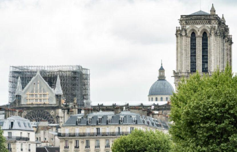 Notre-Dame: Reconstruire la charpente en bois «est probablement la bonne solution»
