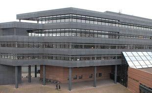 Hotel du département du Bas-Rhin, à Strasbourg. (Archives)