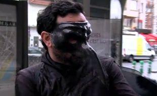 Cyril Hanouna déguisé en moustique dans «Touche pas à mon poste»