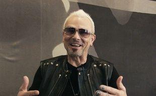 Le légendaire guitariste de «Scorpions» s'est prêté au jeu de l'interview WTF.