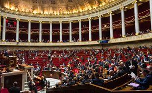 Le projet de loi asile a fait débat à l'Assemblée nationale le 15 février 2018.