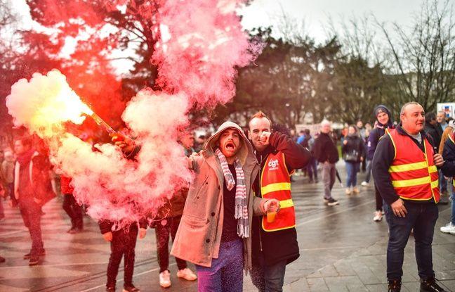 Grève à la SNCF: Le taux de grévistes tombe à 6,2%, un tiers des conducteurs en grève