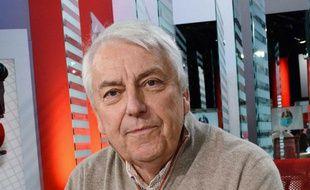 Charles Bietry, directeur de la future chaine Al-Jazira Sports, le 9 décembre 2011.