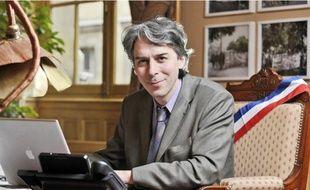 Jacques Boutault se verrait bien à la tête de l'Hôtel de Ville de Paris en 2014.