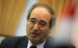 """La Syrie est prête à accueillir immédiatement la commission d'enquête de l'ONU sur les armes chimiques, et affirmer le contraire est un """"mensonge"""", a affirmé le vice-ministre syrien des Affaires étrangères, dans un entretien exclusif à l'AFP."""