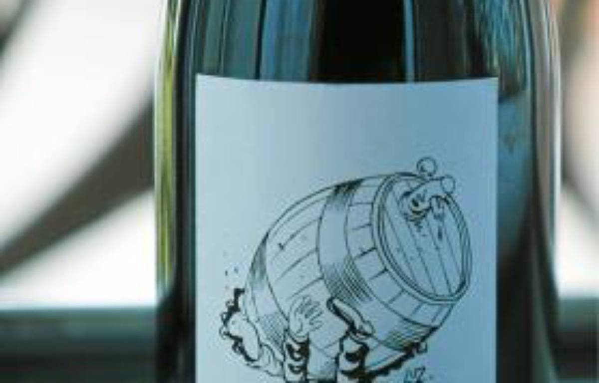 L'étiquette a été conçue par le dessinateur Luz. –  C. Villemain / 20 Minutes