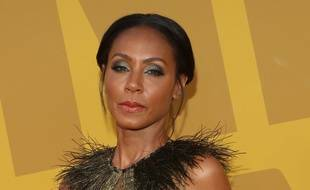 L'actrice Jada Pinkett Smith aux NBA Awards 2017