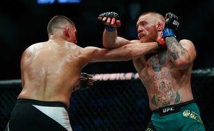 La méga star du MMA mondial, Conor McGregor