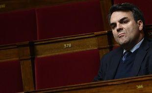 Le député Thomas Thévenoud, éphémère secrétaire d'Etat célèbre pour sa «phobie administrative», quitte la vie politique. (Archives)