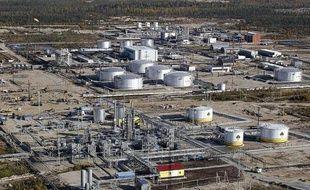 La production de pétrole de la Russie, l'un des premiers pays producteurs de la planète, a augmenté de 1% en 2013 à 523,3 millions de tonnes, atteignant son plus haut niveau depuis l'effondrement de l'URSS