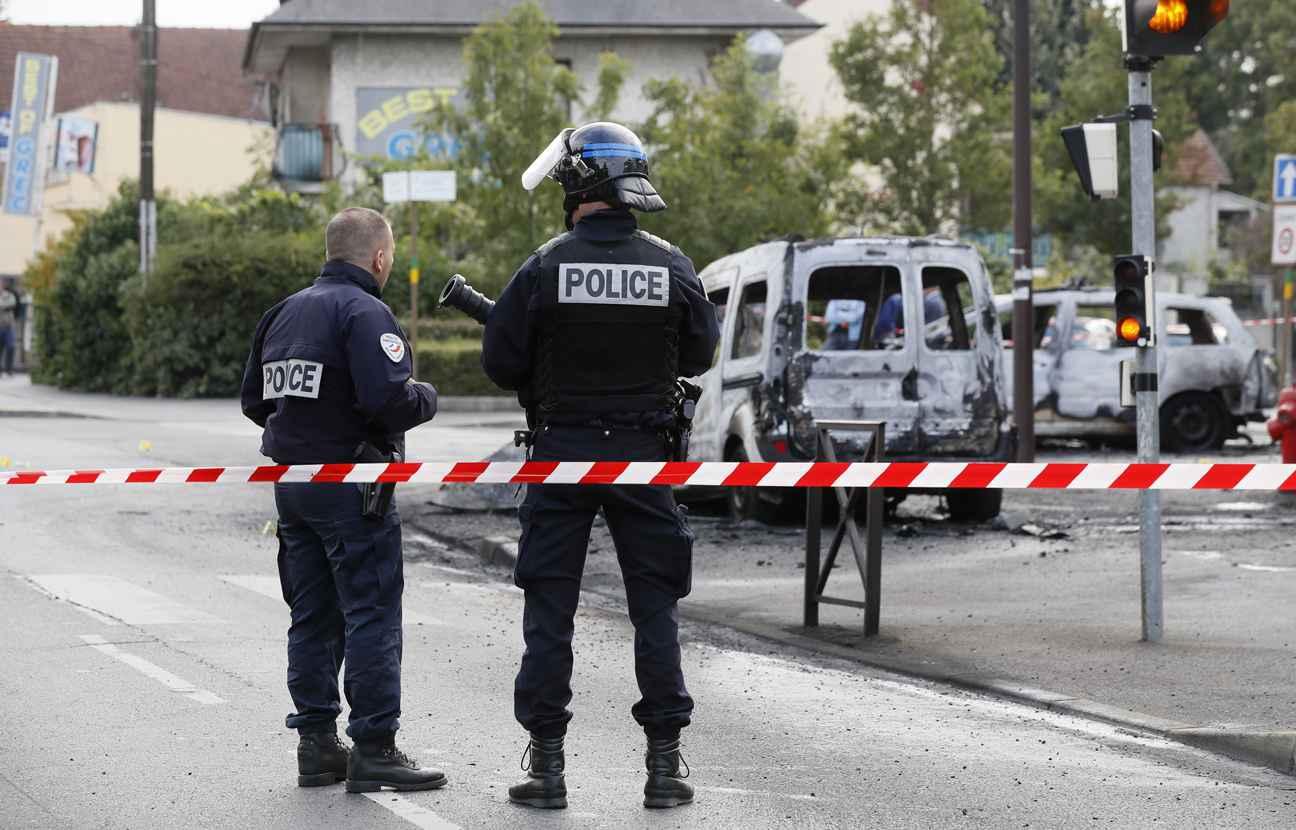 Agressions à Viry-Châtillon :
