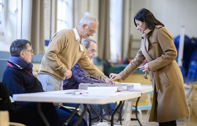 Elections municipales EN DIRECT : Anne Hidalgo et Edouard Philippe ont voté...