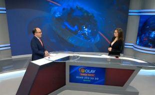 La chaîne turque Olay TV a cessé d'émettre le 26 décembre, a annoncé son propriétaire Cavit Çağlar