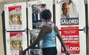 La campagne des 5 listes a bien démarré pour l'élection, qui aura lieu les 12 et 19 juillet.