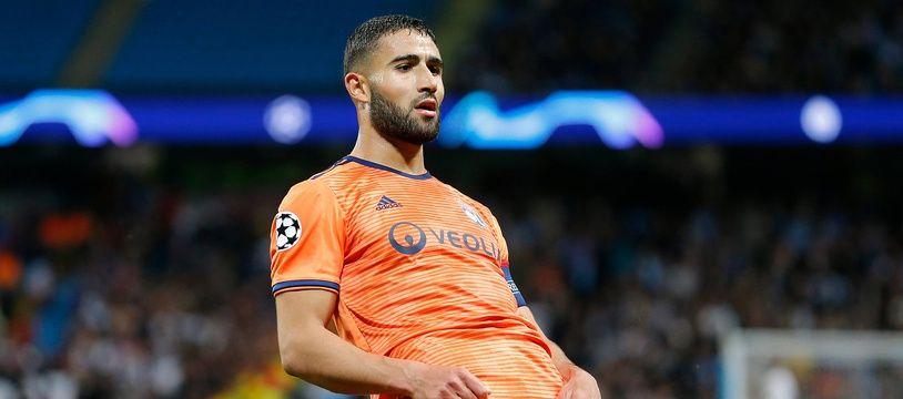 Nabil Fekir a livré un match énorme mercredi à l'Etihad Stadium.