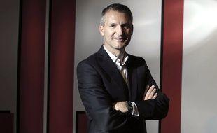 Olivier Létang, nouvel homme fort du Stade Rennais.