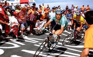 Jan Ullrich et Lance Armstrong
