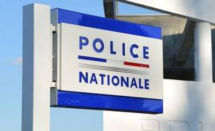 Une enseigne de la Police nationale. (illustration)