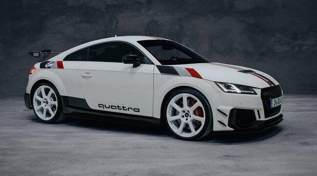 Audi: Une série spéciale pour les 40 ans du quattro
