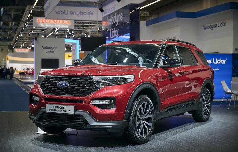 Salon de Francfort 2019: 5 SUV hybrides qui arriveront bientôt sur le marché