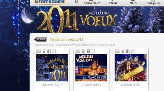 Les Français Champions Du Monde De La Carte De Vœux Virtuelle