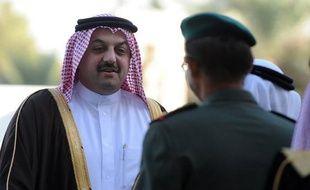 Il est temps d'envoyer des forces arabes et internationales en Syrie, où la répression d'un soulèvement par le régime de Bachar al-Assad a fait plusieurs milliers de morts, a déclaré samedi le ministre qatari des Affaires étrangères, cheikh Hamad ben Jassem al-Thani.