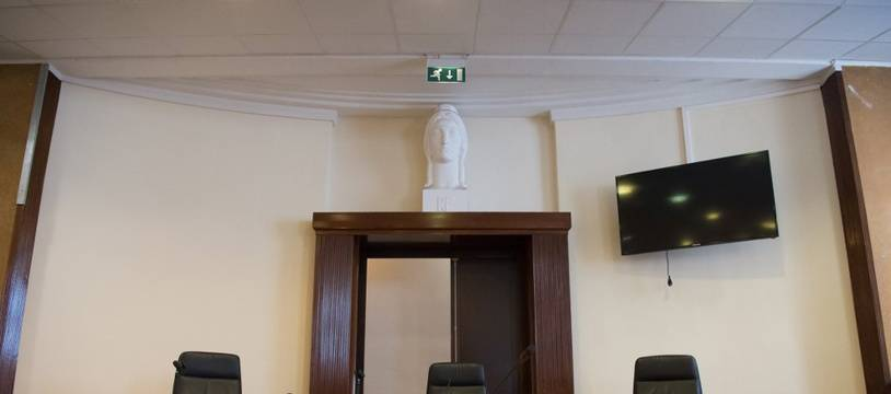 Dans une salle du tribunal de Marseille. (illustration)