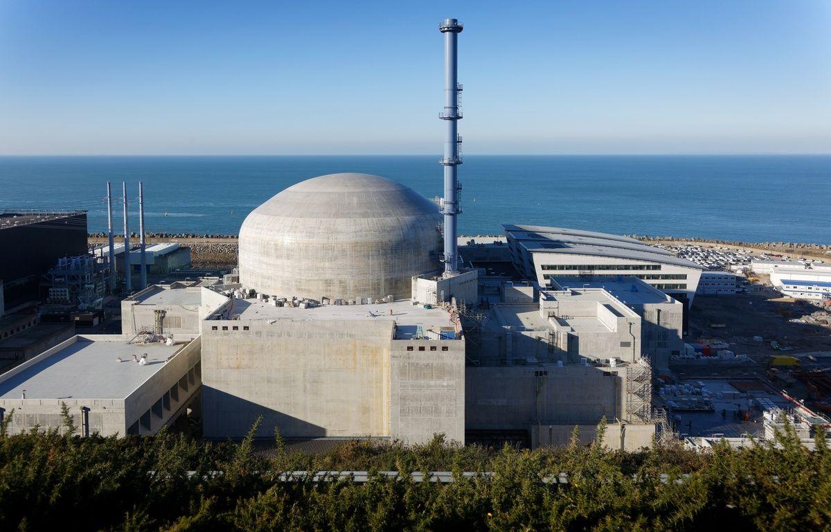 La centrale de Flamanville, en fonction depuis 1979. –  Alexis MORIN/SIPA