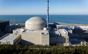 La centrale de Flamanville, en fonction depuis 1979.