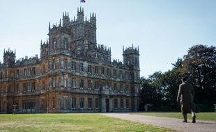 Highclere Castle sert de décor au château de «Downton Abbey».