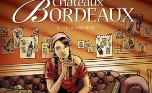 A Bordeaux, le 9 septembre 2014, le cinquième tome de la saga Chateaux Bordeaux sort le 10 septembre.
