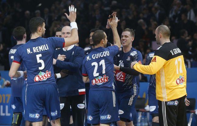 Mondial de handball: Frissons, Omeyer «en mode pas rigolo»… Les Experts racontent leur soirée «parfaite»