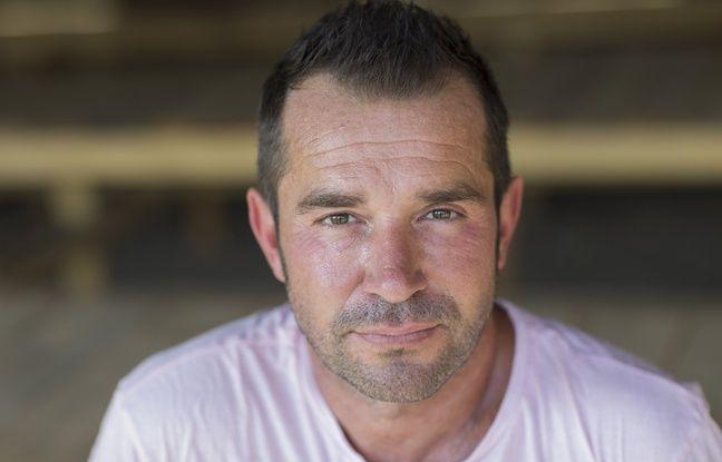 Mathieu, candidat de la saison 15 de L'Amour est dans le pré, en août 2019.