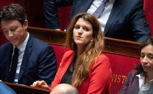 Marlène Schiappa est secrétaire d'Etat à l'égalité entre les femmes et les hommes depuis mai 2017.