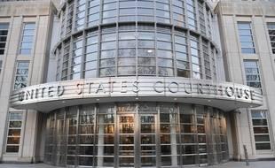 Le tribunal de Brooklyn, aux Etats-Unis, le 30 janvier 2019. Image d'illustration.