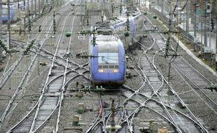 La SNCF cherche à réduire ses coûts avant la libéralisation du trafic voyageurs national et régional